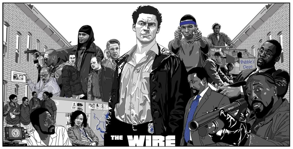 The Wire Fanart